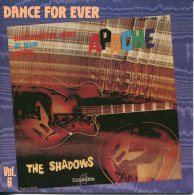 """The Shadows""""45t Vinyle""""Apache""""Série Dance For Ever""""Collector - Collector's Editions"""