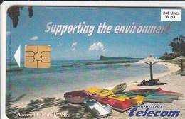 Mauritius - Supporting The Environment - Beach - Mauritius