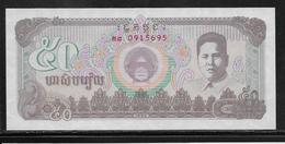 Cambodge - 50 Riels - Pick N°35 - NEUF - Cambodge