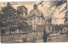 ***  MONTAIGU  Côté Gauche De La Basilique  Timbrée TTB - Belgique