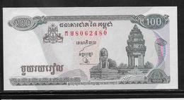 Cambodge - 100 Riels - Pick N°41 - NEUF - Cambodge