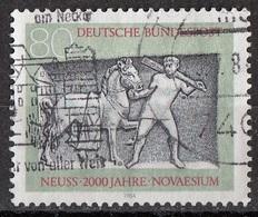 Germania 1984 Sc. 1421 City Of Neuss : Tomb Of Oclatius Used Bundespost Germany - Non Classificati