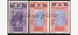 -Guinée   81/83** - Nuovi