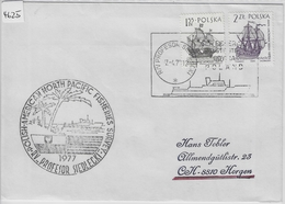 1977 Polish American North Pacific Fisheries Survey - RV Profesor Siedlecki - 7.4.78 - Bateaux