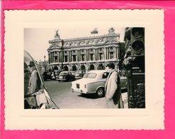 1 Photo 11 X 8 Cm - Paris Opera - Lieux