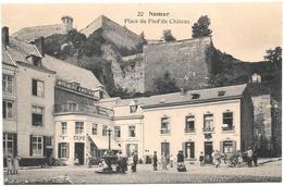 Namur NA96: Place Du Pied Du Château - Namur