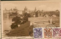 Carte Maximum -  Praha Vieille Ville Ol Town - Tchéquie