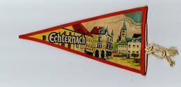ECHTERNACH - LUXEMBOURG : Fanion Publicitaire Touristique - Publicité
