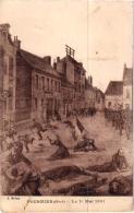 FOURMIES LE 1ER MAI 1891  REF 55996 - Fourmies