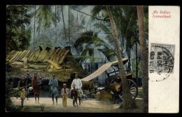 B3720 INDIA - BOMBAY -  AN INDIAN HOMESTEAD - India