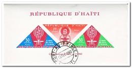 Haïti 1962, Gestempeld USED, Fight Against Malaria - Haïti