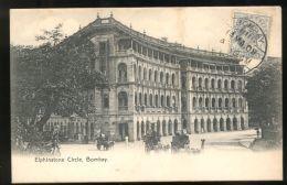 B3688 INDIA -BOMBAY - ELPHINSTONE CIRCLE - India