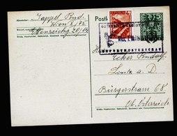 A5430) Österreich Karte Wien 7.5.46 Sonderstempel Exportmusterschau - 1945-.... 2. Republik