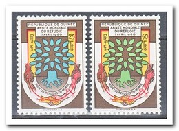 Guinea 1960, Postfris MNH, World Refugee Year - Guinee (1958-...)