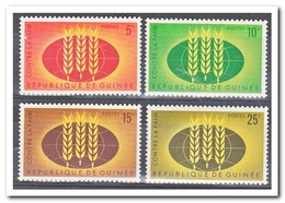 Guinea 1963, Postfris MNH, Fight Against Hunger - Guinee (1958-...)