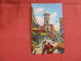 Peshawer  Chowk Bazaar Pakistan   Ref 2937 - Pakistan