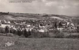 CPA - Cerisiers - Vue Générale - Other Municipalities