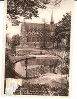 Bruxelles - CPA - Brussel - Notre Dame Du Sablon Et Square Du Petit Sablon - Panoramische Zichten, Meerdere Zichten
