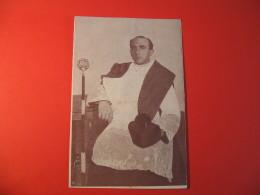 CARTOLINA VARESE BESOZZO  IL NUOVO PREVOSTO DON FILIPPO MALVESTITI  1919 -  D    3907 - Varese