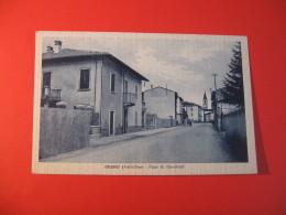 CARTOLINA  DELEBIO VIALE G GARIBALDI ANIMATA   -  D    2733 - Sondrio
