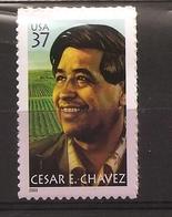 N° 3474 CESAR E. CHAVEZ   N** - Etats-Unis