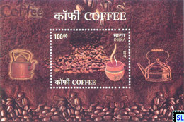 India Stamps 2017, Coffee, MS - Other