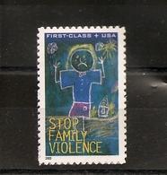 N° 3511 STOP A LA VIOLENCE FAMILIALE  N** - Etats-Unis