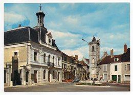 COULANGES SUR YONNE --La Place - Coulanges Sur Yonne