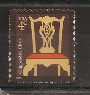 N° 3546 CHIPPENDALE CHAIR N** - Etats-Unis