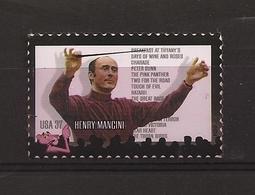 N° 3547 HENRY MANCINI N** - Etats-Unis