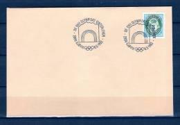 NORGE, 06/05/1993 Olympiske Vinterleker - GJOVIK (GA1548) - Hiver 1992: Albertville