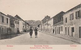 AK Cettinje Cetinje Cettigne Цетиње Katunska Straße A Kotor Cattaro Montenegro Crna Gora Црна Гора Serbien Serbia Srbija - Montenegro
