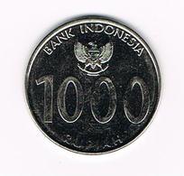 &   INDONESIE  1000  RUPIAH  2010 - Indonésie