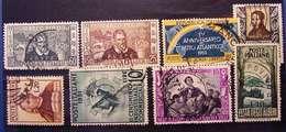 REPUBBLICA USATI LOTTO  (K318) - 1946-60: Usados