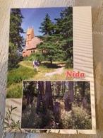 Lithuania Nida Memelland Churches Cemetery 2003 - Eglises Et Cathédrales