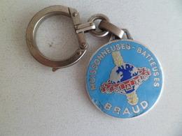 PC Keychain EGF Augis - Moissonneuses Batteuses BRAUD - Agriculture Tracteur Saint Mars La JAILLE Loire Atlantique - Key-rings