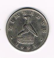 &  ZIMBABWE  50  CENTS  1993 - Zimbabwe
