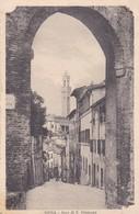 CARTOLINA - POSTCARD - SIENA - ARCO DI S. GIUSEPPE - Siena