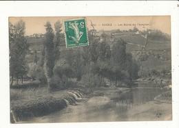 RODEZ LES BORDS DE L AVEYRON CPA BON ETAT - Rodez