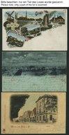 DEUTSCHLAND ETC. HEIDE In Holstein, 55 Verschiedene Ansichtskarten - Ohne Zuordnung
