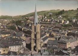 """CPA 19 TULLE La Cathédrale - Vue De L'Alverge """"Le Pays Corrézien"""" Par Michel - Tulle"""