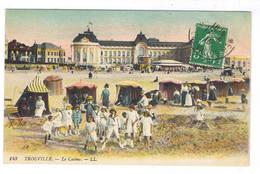 TROUVILLE  LE CASINO - Trouville