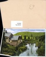 563614,Luxembourg Vogelsmühle Grundhof Müllertal - Ansichtskarten