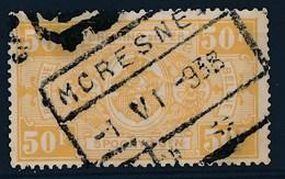"""TR 166 - """"MORESNET"""" - (ref. LVS-21.839) - Ferrovie"""