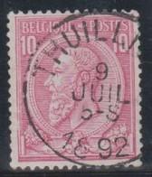 N° 46 - Thuillies - 1884-1891 Leopoldo II