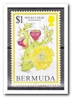 Bermuda 1998, Postfris MNH, Fruit, Cacti - Bermuda