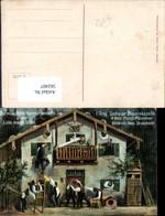 562497,Dachau Dachauer Bauernkapelle München Hans Strassmaier Fensterln Humor - Humor