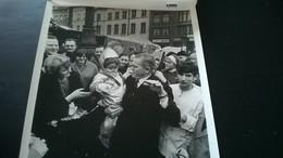 FRANK BORMAN ASTRONAUTE AMÉRICAIN AU MARCHÉ DE BRUXELLES EN 1969 + MÉLI -MELO DE 120 PHOTOS - Album & Collezioni
