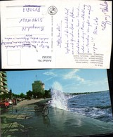563582,Thessaloniki Ansicht Turm Fahrrad Greece - Griechenland