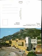 563589,Principaute De Monaco Le Palais Princier Et La Tete De Chien - Ohne Zuordnung